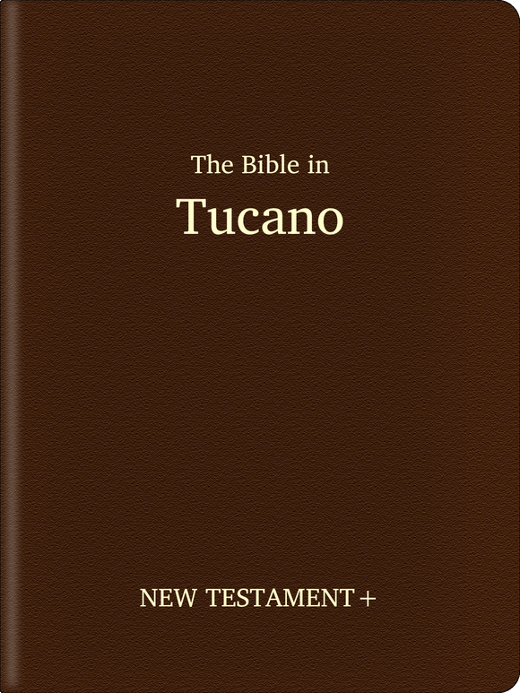 Tucano Bible - New Testament+