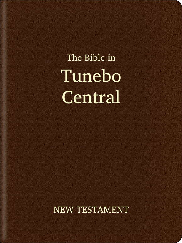 Tunebo, Central Bible - New Testament