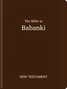 Babanki Bible - New Testament