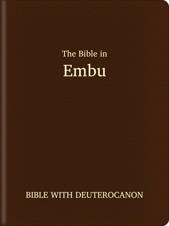 Embu Bible - Bible with Deuterocanon