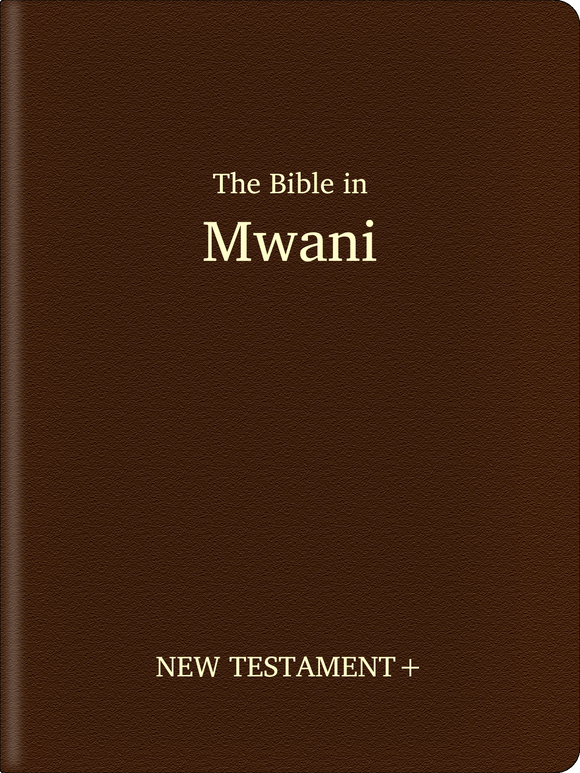 Mwani Bible - New Testament+