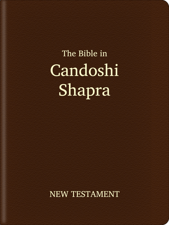 Candoshi-Shapra Bible - New Testament