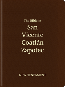 San Vicente Coatlán Zapotec (Zapotec, San Vicente Coatlán) Bible - New Testament
