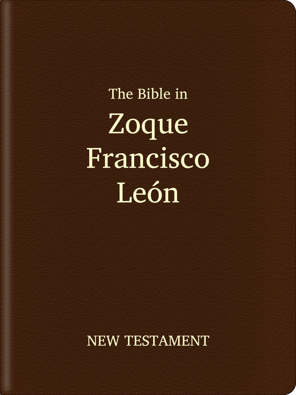 Zoque, Francisco León Bible - New Testament
