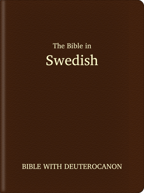 Swedish (Svenska) Bible - Bible with Deuterocanon