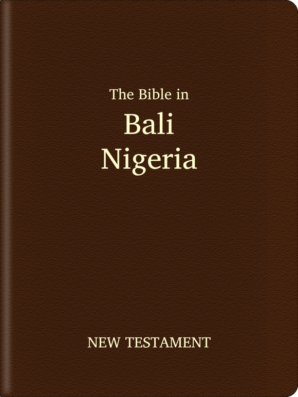 Bali (Nigeria) Bible - New Testament