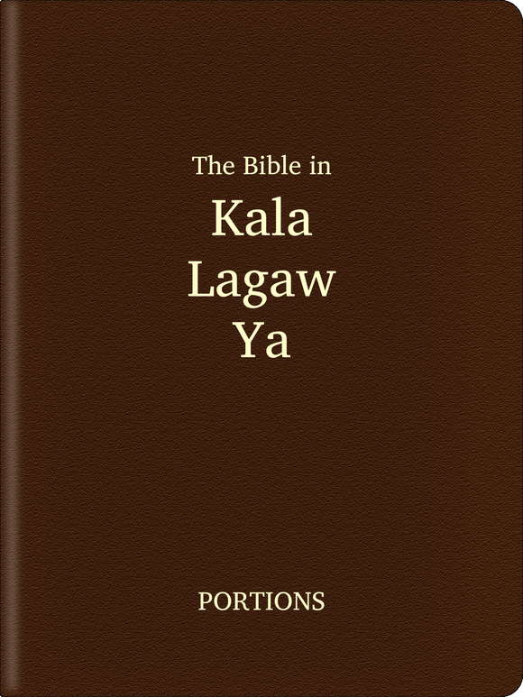 Kala Lagaw Ya Bible - Portions