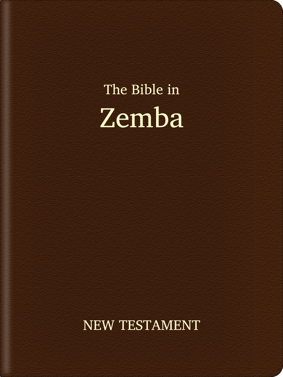 Zemba Bible - New Testament