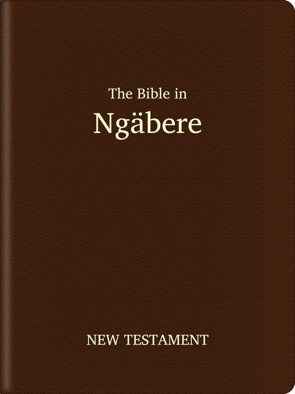 Ngäbere Bible - New Testament