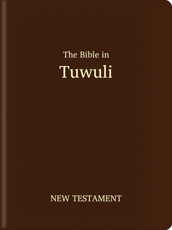 Tuwuli Bible - New Testament
