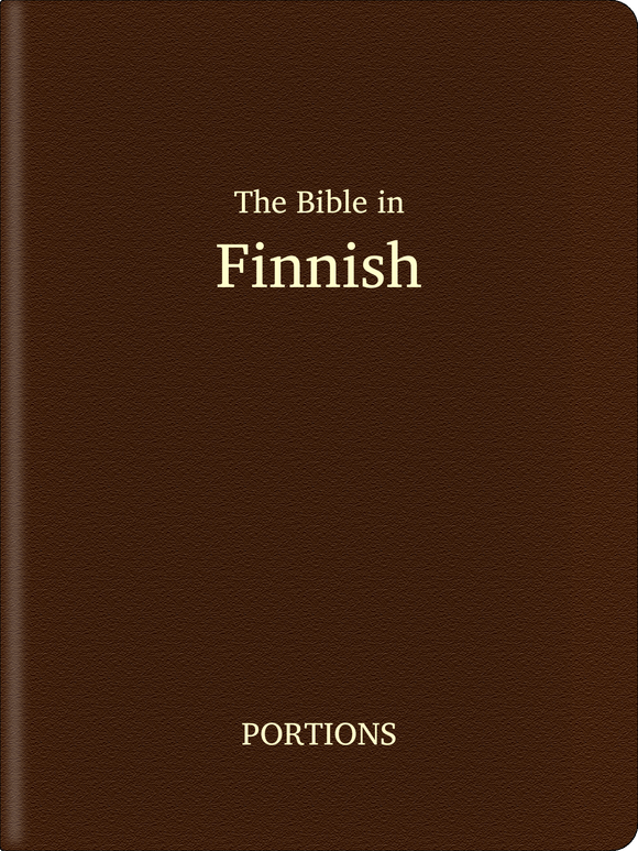 Finnish (Suomi) Bible - Portions