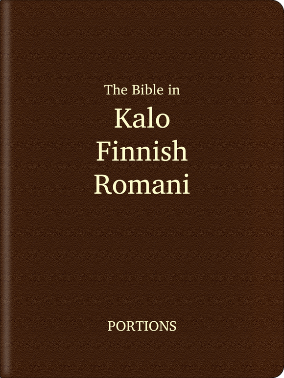 Kalo Finnish Romani (Kaalengo tšibbaha) Bible - Portions