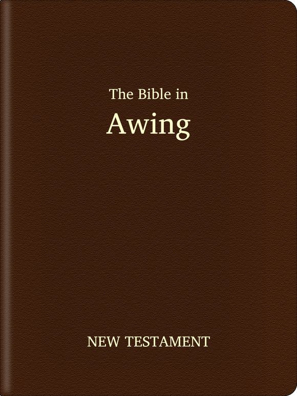 Awing Bible - New Testament