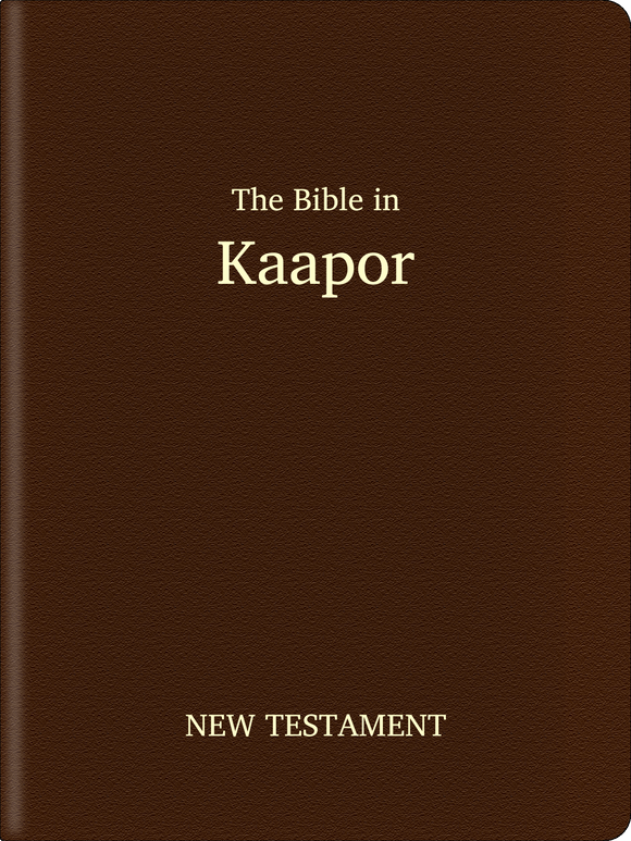 Kaapor Bible - New Testament