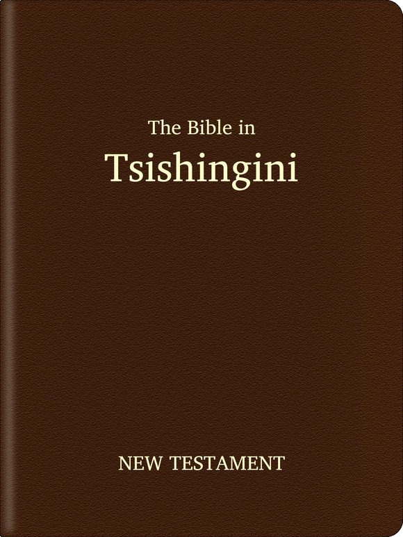 Tsishingini Bible - New Testament