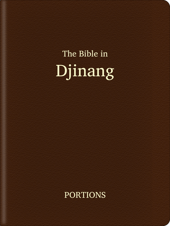Djinang Bible - Portions