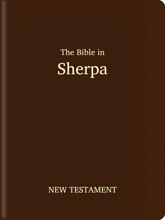 Sherpa Bible - New Testament