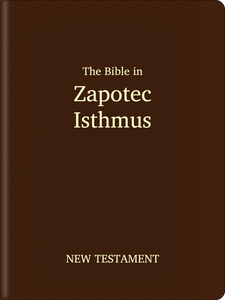 Zapotec, Isthmus Bible - New Testament