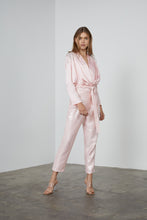 Load image into Gallery viewer, Pink Embellished Bodysuit