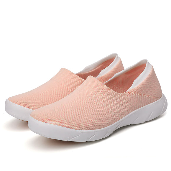 Women Socks Sneakers Soft Non Slip Casual Trainers - YIKOBUY