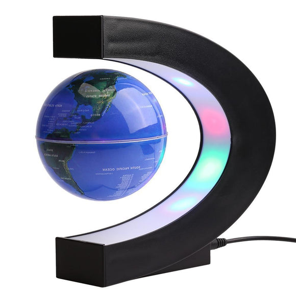 LED Floating Globe Lamp - YIKOBUY