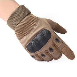 Tactical Tough-Knuckle Gloves - YIKOBUY