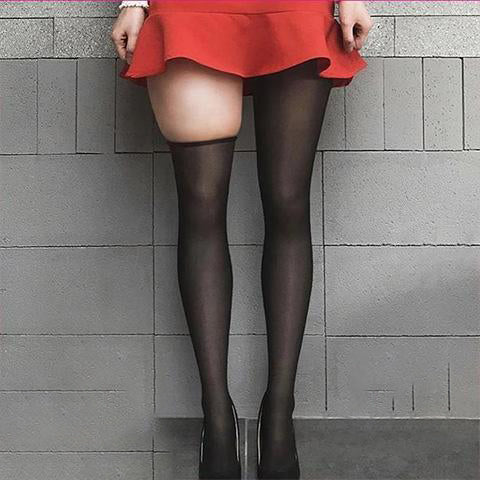 Flawless Legs For All Women--Super Stretchy Warm Fleece Pantyhose - YIKOBUY