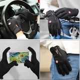 Puncture Proof Waterproof Touch screen gloves - YIKOBUY