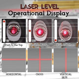 4 In 1 Laser Measuring Tool