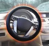 Heated Steering Wheel Cover - YIKOBUY
