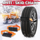 Snow, Mud and Sand Tire Traction Device - YIKOBUY