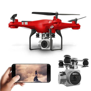 Full HD Waterproof Drone: Immortalize Scenes and Selfies! - YIKOBUY