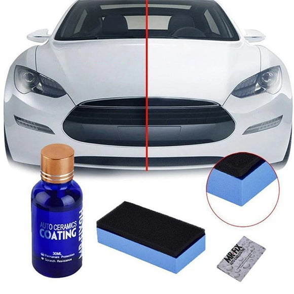2PCS 9H Ceramic Car Coating Set - YIKOBUY
