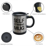 Self Stirring Coffee Mug - YIKOBUY