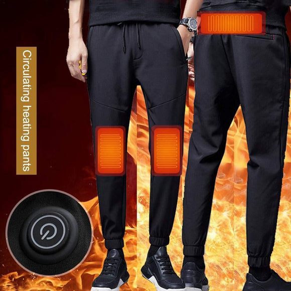 Intelligent Heated Warm Trousers Pants - YIKOBUY