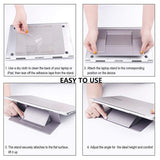 Invisible Portable Folding Laptop Stand - YIKOBUY