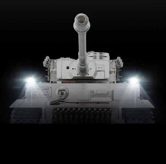 German TigerⅠ Metal Remote Control Tank - YIKOBUY