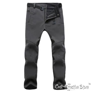 Cold-Proof Winter Pants - YIKOBUY