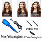 Spin Curl Rotating Curler - YIKOBUY