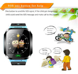 Kids Waterproof Smart Watch - YIKOBUY