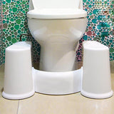 Toilet Foot Stool Squat Stool Crouch Hole Artifact - YIKOBUY
