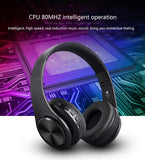 Stereo Bluetooth Headphone (Support TF Card) - YIKOBUY