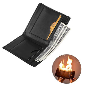 Magic Trick Flame Fire Wallet - YIKOBUY