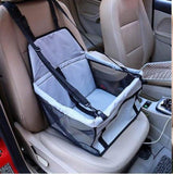 Pet Cat Dog Car Seat Pad Safe Carrier House Puppy Bag Car Waterproof Basket - YIKOBUY