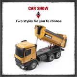 Multi-functional Remote Control Construction Vehicle - YIKOBUY