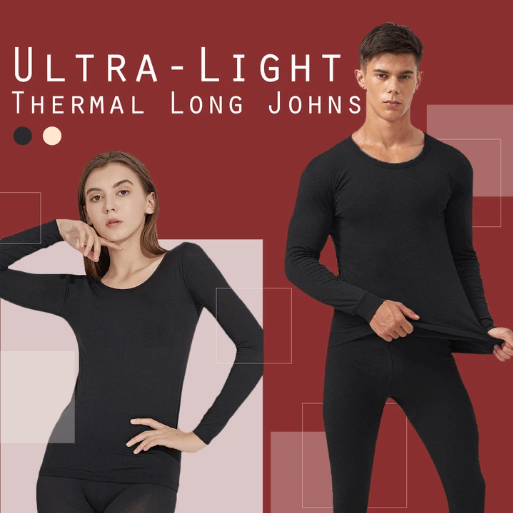 Seamless Elastic Thermal Inner Wear - YIKOBUY
