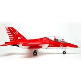 Yak130 V2 Ducted Fan EDF Jet 6S 6CH With Flaps Retracts PNP RC Airplane - YIKOBUY