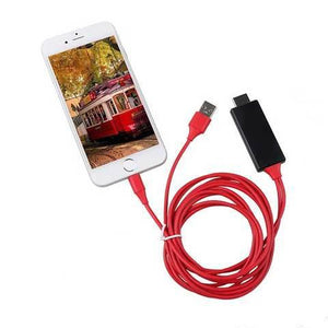 3 in 1 HD Phone-to-TV Cable - YIKOBUY