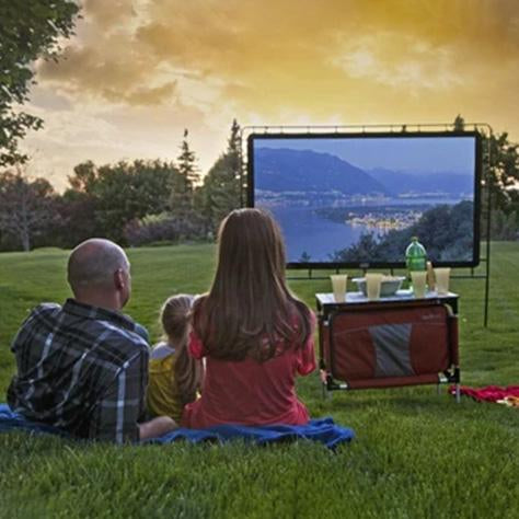 Portable Giant Outdoor Movie Screen - YIKOBUY