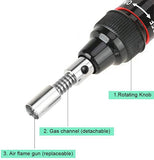 3-in-1 VA-100 Wireless Portable Butane Soldering Torch Welding Tools